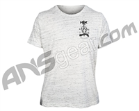 HK Army Stabbed Paintball T-Shirt - White Marble