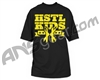 HK Army Stencil Paintball T-Shirt - Black