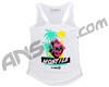 HK Army Hostile Nights Girls Tank Top - White