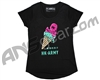 HK Army Scoops Girls T-Shirt - Black