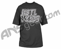 HK Army Tiger Paintball T-Shirt - Black