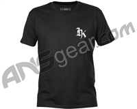 HK Army Wilted Paintball T-Shirt - Black