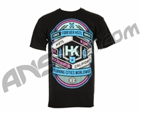 HK Army Worldwide Paintball T-Shirt - Black