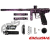 HK Army VCOM Paintball Gun - Pink/Blue Galaxy