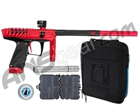 Blemished HK Army VCOM Ripper Paintball Gun - Red/Black #5