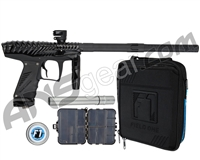 Blemished HK Army VCOM Ripper Paintball Gun - Black/Dust Black #7