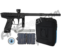 HK Army VCOM Ripper Paintball Gun - Black/Dust Black