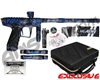 HK Army VCOM Ripper Paintball Gun - Blue Moon