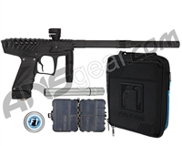 HK Army VCOM Ripper Paintball Gun - Dust Black/Dust Black