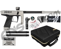 HK Army VCOM Ripper Paintball Gun - Dust White/Black