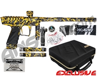 HK Army VCOM Ripper Paintball Gun - Gold Strike