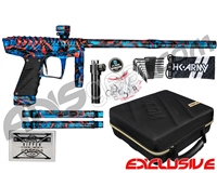 HK Army VCOM Ripper Paintball Gun - Polished Miami Vice
