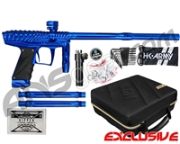 HK Army VCOM Ripper Paintball Gun - Polished Blue