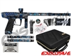HK Army VCOM Ripper Paintball Gun - Polished Blue Moon