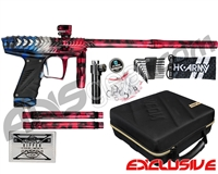 HK Army VCOM Ripper Paintball Gun - Polished Murica Fade