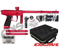 HK Army VCOM Ripper Paintball Gun - Polished Red