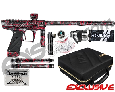 HK Army VCOM Ripper Paintball Gun - Polished Slasher