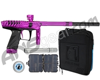 HK Army VCOM Ripper Paintball Gun - Purple/Black
