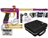 HK Army VCOM Ripper Paintball Gun - Purple/Gold