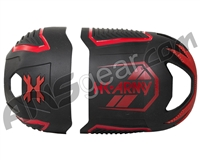 HK Army Vice FC Tank Cover - Black/Red