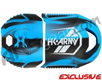 HK Army Vice FC Tank Cover - Swirl Black/Blue