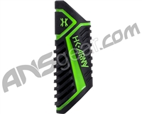 HK Army Vice Reg Grip - Black/Neon Green