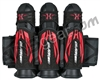 HK Army Zero-G 2.0 3+2+4 Paintball Harness - Black/Red