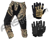 HK Army HSTL Pants w/ Free HSTL Gloves - Camo