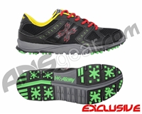 HK Shredder Paintball Cleats - Rasta