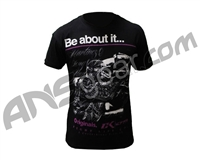 Contract Killer Be About It T-Shirt - Black