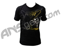 Contract Killer Paintball Chop T-Shirt - Black