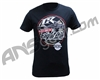 Contract Killer Pump T-Shirt - Black