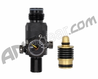Immortal Air Aura Plus 4500 PSI Tank Regulator w/ L.P. Spring