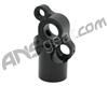 Inception Designs Mini Front Block w/ Integrated Vertical ASA - Dust Black (CGP-0021-MB)