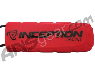 Inception Designs Bayonet Barrel Cover - Red