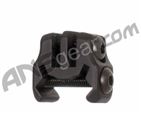 Inception Designs Invader XL GoPro Picatinny Rail Mount - Dust Black (GP-0004-MB)