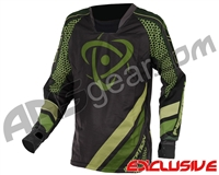 Inception Designs Nanomesh FLE Paintball Jersey - Sage