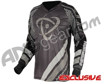 Inception Designs Padded FLE Paintball Jersey - Charcoal