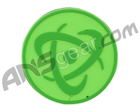 Inception Designs Rubber Insert Patch - Green/Lime/Green