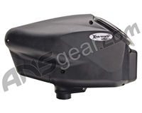 Invert Too Paintball Hopper - Matte Black