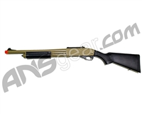 Jag Arms Scattergun HD Gas Airsoft Shotgun - Tan