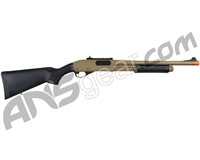 Refurbished Jag Arms Scattergun HD Gas Airsoft Shotgun - Tan