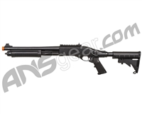 Jag Arms Scattergun TS Gas Airsoft Shotgun - Black