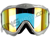 JT Goggle Mask Frame w/ Lava Lens - Gray