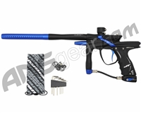 JT Impulse Paintball Gun - Dust Black/Blue