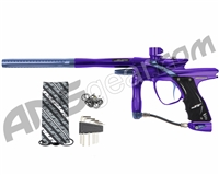 JT Impulse Paintball Gun - Purple/Gun Metal