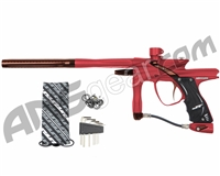 JT Impulse Paintball Gun - Dust Red/Brown