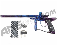 JT Impulse Paintball Gun - Splash Blue/Purple