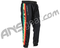 JT Jogger Paintball Pants - Rasta Lion
