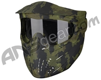 JT Premise Paintball Mask - Camo